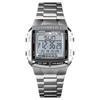 SKMEI Orologi sportivi da uomo di marca Nuovi orologi elettronici da polso  Q6F4