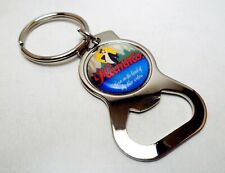 Hamm'S Beer Beer Can Bottle Cap Opener Key Chain / Key Ring Handmade