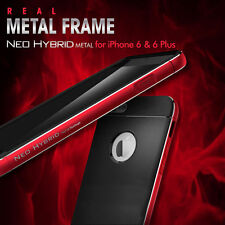 Neo Hybrid Aluminum Ultra-thin Metal Case Cover Frame for Apple iPhone 6/6 Plus