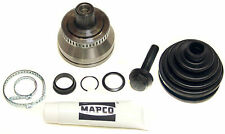 For AUDI A4 8EC  2.0 TFSI Mapco Outer CV Boot Kit Joint Drive Shaft Driveshaft