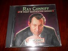 Ray Conniff: 16 Most Requested Songs, ENCORE !  1995 Columbia Legacy, vg