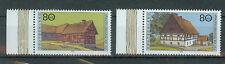 BRD Briefmarken 1995 Bauernhäuser Mi.Nr.1819+1820** Postfrisch mit Rand