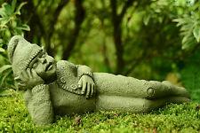 Stone Garden Ornament (Thomas the Elf)