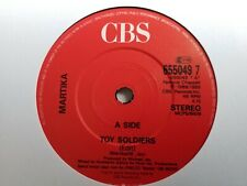 "Martika - Toy Soldiers 7"" Vinyl Single"