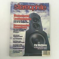 Stereophile Magazine October 1997 Pat Metheny Reinvented Elec Guitar, Newsstand