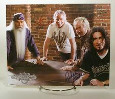 The Oak Ridge Boys signed 8 x 10 Photo  w/coa