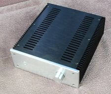 New Ver 2409-2 Full aluminum amplifier chassis/Enclosure with heatsink    L154-8