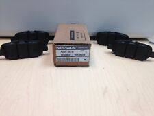 Genuine Nissan  2013-2014 Brake Pads D4060-9HM0B