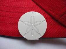 Sand Dollar Golf Ball Marker - W/Bonus Magnetic Hat Clip
