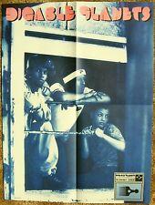 DIGABLE PLANETS Album POSTER Blowout Comb 18x24