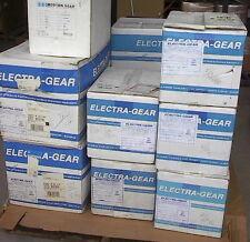 NOS Electra-Gear P/N 7725737, 35MHISC1820D/R#, Frame 35MHSC18, gear reduction