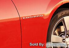 2010 2011 2012 2013 Camaro Genuine GM Fender Emblem OEM SS