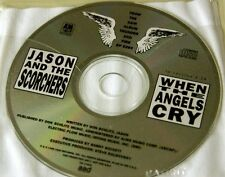 Jason And The Scorchers When The Angles Cry CD5 RARE RADIO CD