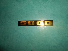 Logo capot moteur solex 5000 à coller