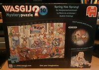 WASGIJ? Mystery No 10 - Puzzle - Spring Has Sprung 1000 Pieces