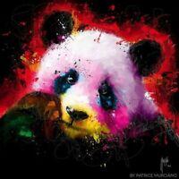 5D DIY Full Drill Diamond Painting Panda Cross Stitch Kits Home Decor Art Gift