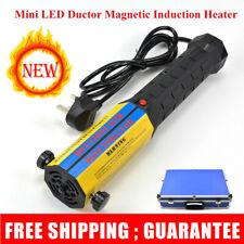 Mini LED Ductor Magnetic Induction Heater Automotive Flameless Heat Kit 1000W