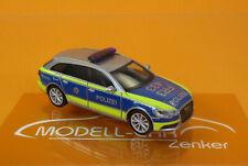 "Herpa 094405 Audi A6 Avant ""Polizei Baden-Württemberg"""