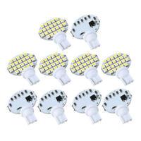 10 Piezas T10 Coche Rv Caliente Blanco 3528SMD 24LED Lámparas Luz Bombilla