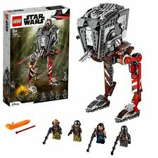 LEGO Star Wars 75254 AT-ST Raider Vehicle with 4 Minifigures