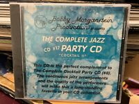 BOBBY MORGANSTEIN VOL 17 THE COMPLETE JAZZ PARTY CD SEALED