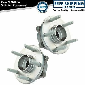 2 Front or Rear Wheel Bearing Hub Assembly Ford Edge Flex Taurus Lincoln MKS MKT
