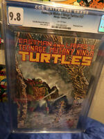Teenage Mutant Ninja Turtles #37 CGC 9.8 WP Comic Mirage