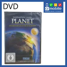 FASZINATION Unser Planet - Atemberaubende Entdeckungsreise 7 Dokumentation 2 DVD