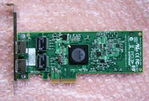 HP NC382T Dual-Port Gigabit Ethernet PCI-e x4 Network Adapter 458491-001
