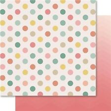 Ruby Rock-It Bella! Rustic Charm Double-Sided Cardstock - 270758