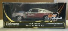 1/18 ERTL 1969 Dodge Charger R/T #1 By Dick Landy