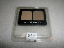 DOLCE & GABBANA SHAPING BROW EYEBROW LINER  DUO NATURAL BLOND 1 SEALED TESTER