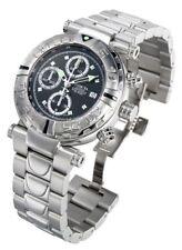 New Mens Invicta 4369 Reserve Swiss Valijoux 7750 Automatic Steel Bracelet Watch