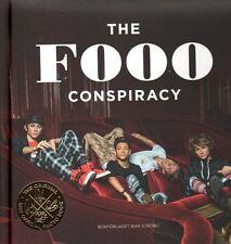 Buch Book THE FOOO CONSPIRACY, SCHWEDISCH SWEDISH Bildband Photobook NEU NEW