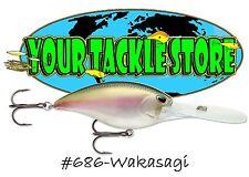 Storm Arashi Deep 25 90mm – Wakasagi - Bass Cod Perch Fishing Lure