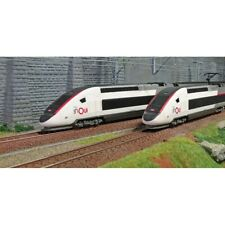 Jouef HJ1060 Echelle HO TGV Duplex