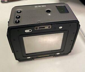 Hasselblad H2 roll film holder