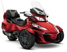 2014-15-16-17 Can-Am Spyder RT BajaRon's Custom Performance Sway-Bar w/Links