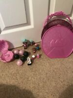 LOL Surprise Glitter Case / Doll Snd Little Doll Bundle With Some Empty Cases