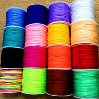 45M/Roll 0.8mm Jewellery Cord Wire for Bracelet Necklace Thread DIY Making Craft