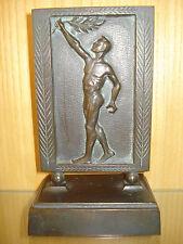Sieger Medaille Olympia Olympic Winner Medal Helsinki 1952 Bronze 4 X 400 Meter