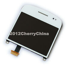 New LCD Display Touch Screen Digitizer For BlackBerry Bold Touch 9900 9930 White