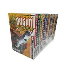 Trigun Maximum VOL.1-14 Comics Complete Set Japan Comic F/S