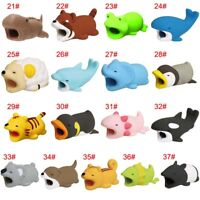 Cable Protector Cute Animal Shape Protect Prevent Breakage For Phone Cable Cord
