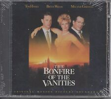 """DAVE GRUSIN  """"The Bonfire Of The Vanities""""  NEW SEALED CD   Original Soundtrack"""