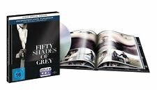 Fifty Shades of Grey - Geheimes Verlangen - Digibook + Bonus DVD # BLU-RAY-NEU