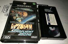 VHS - STARFLIGHT ZONE di Jerry Jameson [DOMOVIDEO]