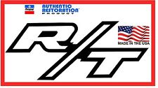 1971 DODGE CHALLENGER R/T HOOD DECAL STRIPE CALL OUT 71 RT