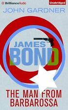 James Bond: The Man from Barbarossa 11 by John E. Gardner (2016, CD, Unabridged)
