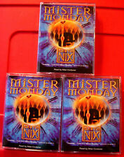 Garth Nix Mr/Mister Monday Keys To The Kingdom 6-Tape UNABR.Audio Allan Corduner